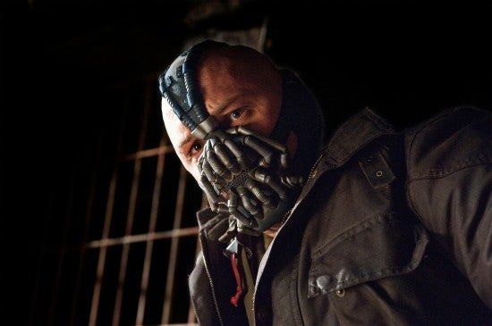 New Dark Knight Rises Images