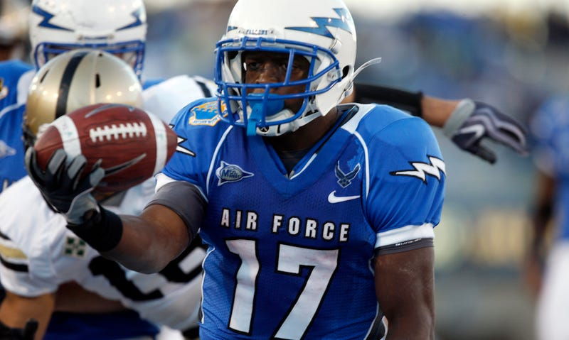 How A Secret Informant Program Got Air Force's Star RB Expelled