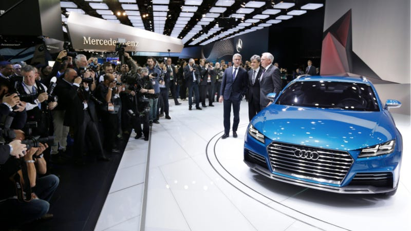 The Allroad Shooting Brake Concept Is (Almost) The 2015 Audi TT