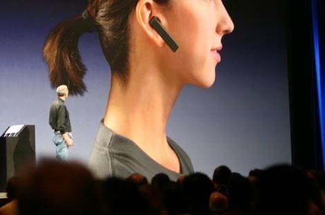 Rumor: Apple Bluetooth Headset Coming Soon