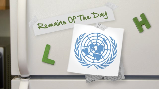 Remains of the Day: The UN Declares Internet Access a Human Right