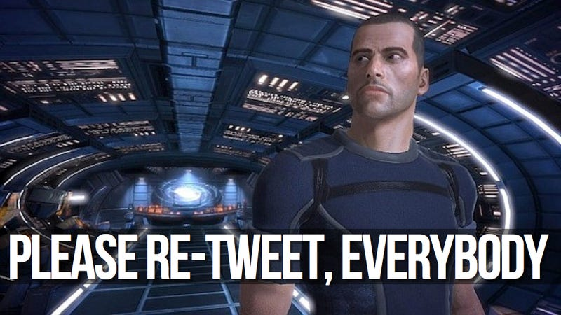 Twitter's Got Those Better Mass Effect 3 Endings You've Been Looking For