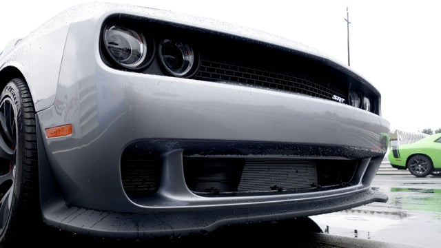 ​SRT Stuffed A Thermonuclear Weapon Into The Hellcat
