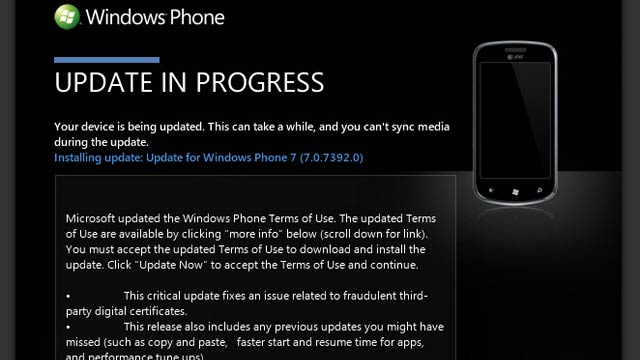 How to Get Windows Phone 7.5 Right Now