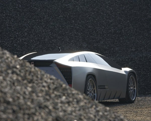 Giugiaro Quaranta: Giugiaro Concept Named, Third Set Of Teaser Shots Dropped