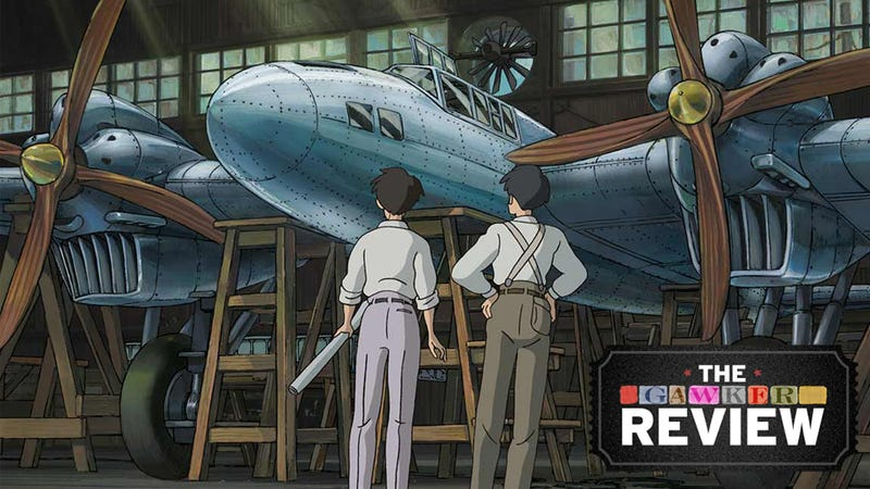 What a Pretty Killing Machine You Have There, Miyazki: The Wind Rises