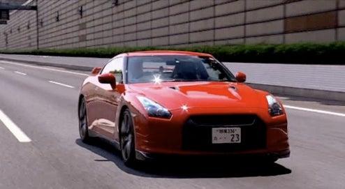 Top Gear Races JDM Nissan GT-R Vs. Bullet Train, We Spoil Winner Below The Jump