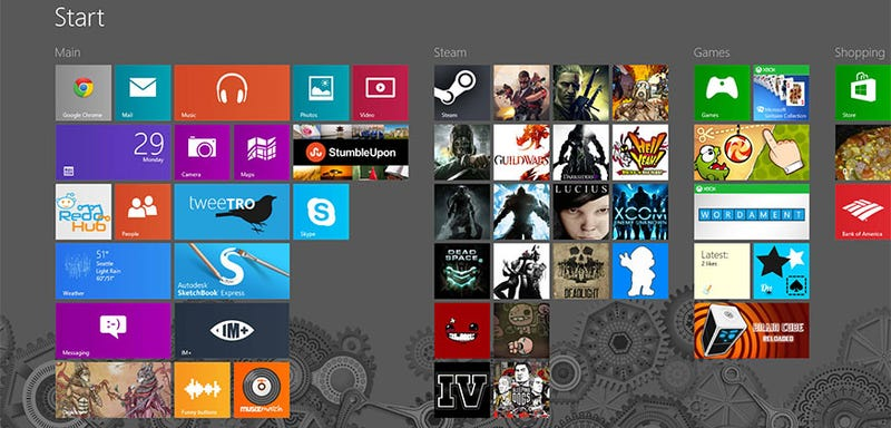 Make Steam Look Prettier on Windows 8