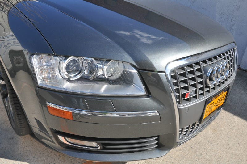Now You Can Own This Insanely Loud Audi S8