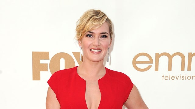 Kate Winslet: When Facing Disaster, Just Go Braless