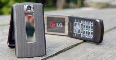 LG Shine Wood (Not Actually Made of Wood)