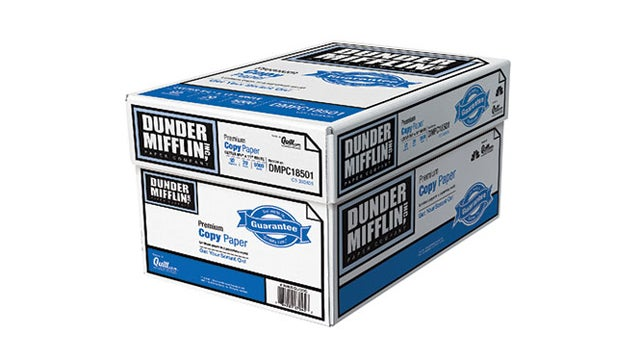 Staples Thinks You'll Pay More For Dunder-Mifflin Paper