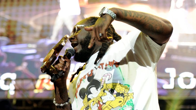 T-Pain Betrays Auto-Tune