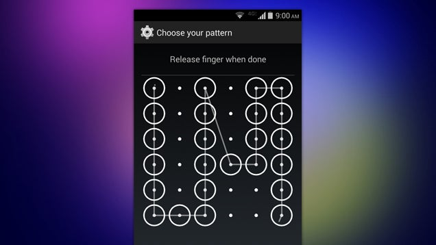 Bolster Android's Security with a Larger Pattern Unlock Grid