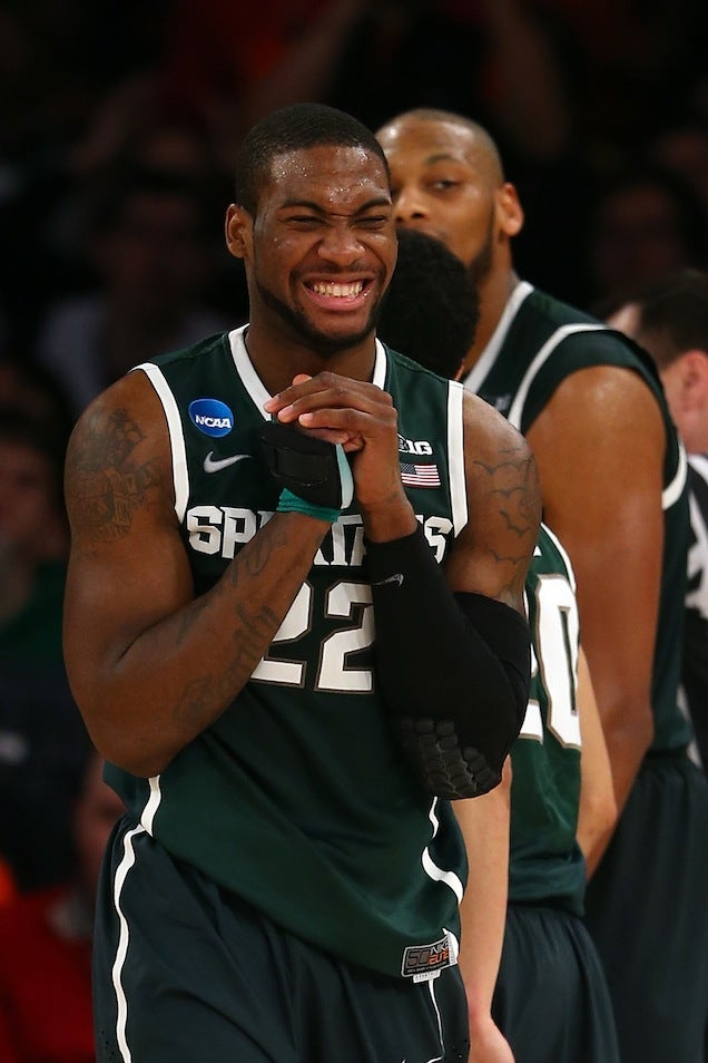 HYFR: A Gallery Of March Madness's Happiest Players (And Drake)