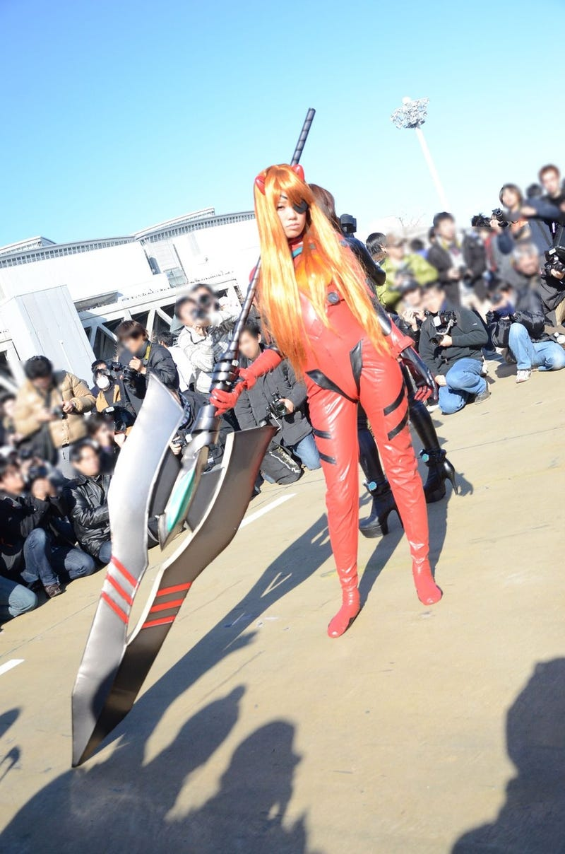Let This Comiket Cosplay Gobble You Up: Day Two