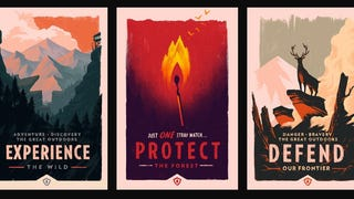 Olly Moss Releases Three Breathtaking Wilderness Posters