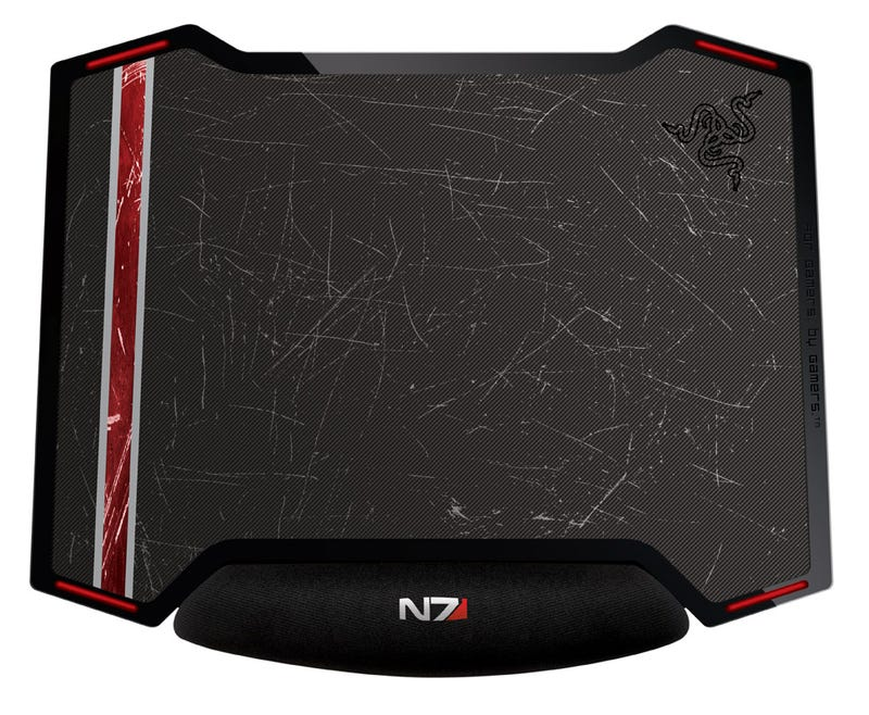 Razer Arms the Earth with Mass Effect 3 Gaming Gear