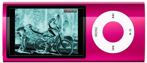The New iPod Nano Shoots Video, Plays Radio