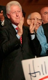 Bill Clinton Still Hates Obama Forever