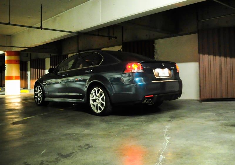 2009 Pontiac G8 GXP, First Drive