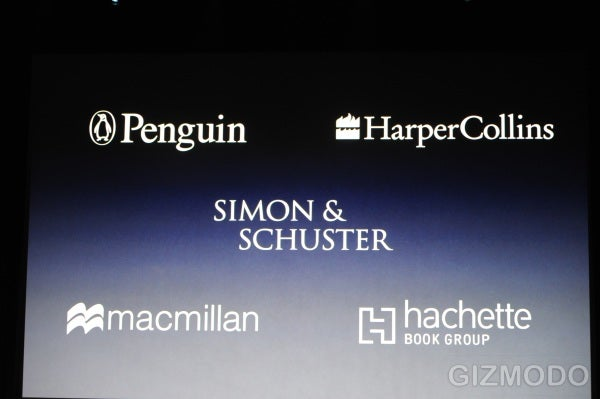Another Blow in the Great Amazon/Apple Publishing War: HarperCollins