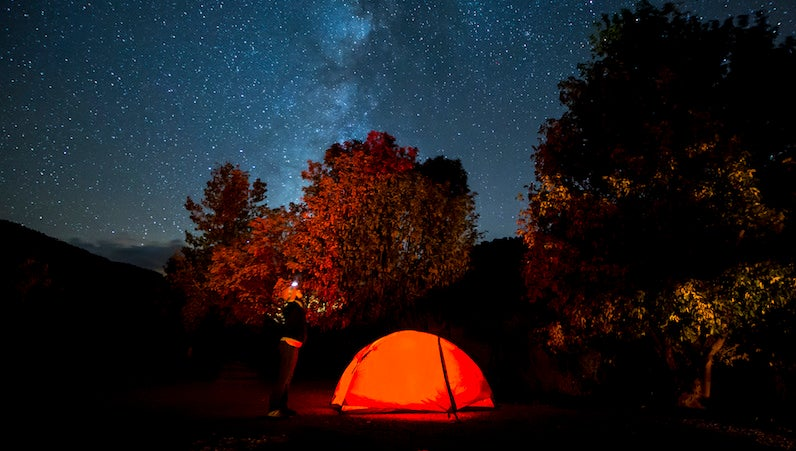 The Best Time to Book a Campsite Is Six Months in Advance