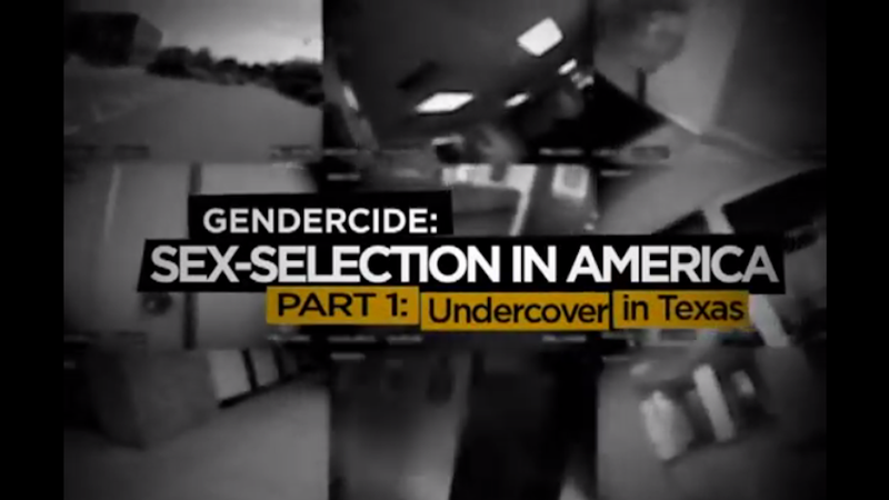 Surprise! That New Planned Parenthood 'Sting' Video Was Deceptively Edited