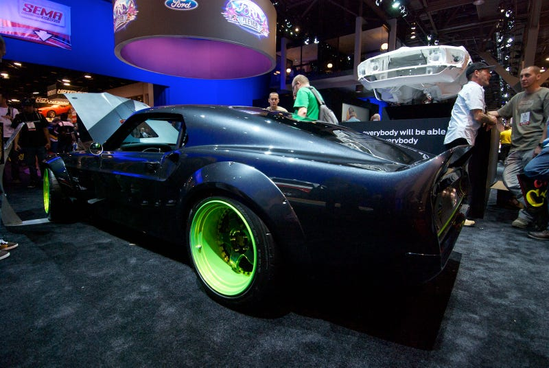 Team Need For Speed Mustang RTR-X: SEMA Debut