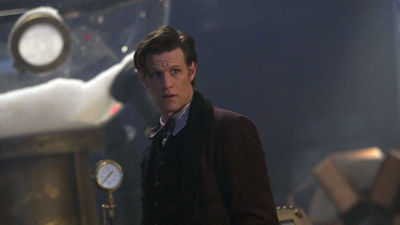 "At last, Steven Moffat succeeds in making Doctor Who a ""dark fairy tale"""