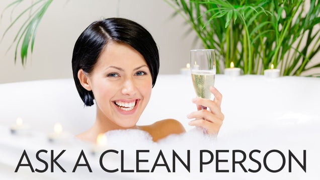 Year of the clean person this april create your dream for Create your dream bathroom