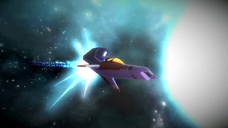 Galak-Z Is a Love Letter to Asteroids and 80s Anime