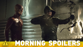 Do These Set Photos Reveal A Massive Change In <i>Arrow</i>'s Status Quo?