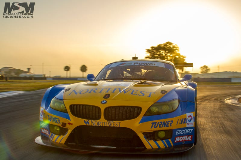 TUDOR USCC | Sebring 12 Hour Winter Test | Results & Gallery