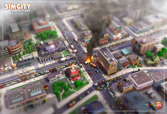 It's Official, SimCity is Back