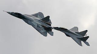 Jöhet az újabb ötödik generációs orosz frontvadász