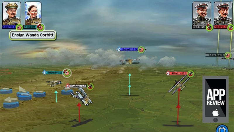 It Only Took A Legendary Developer To Make Strategic Air Battles Fun