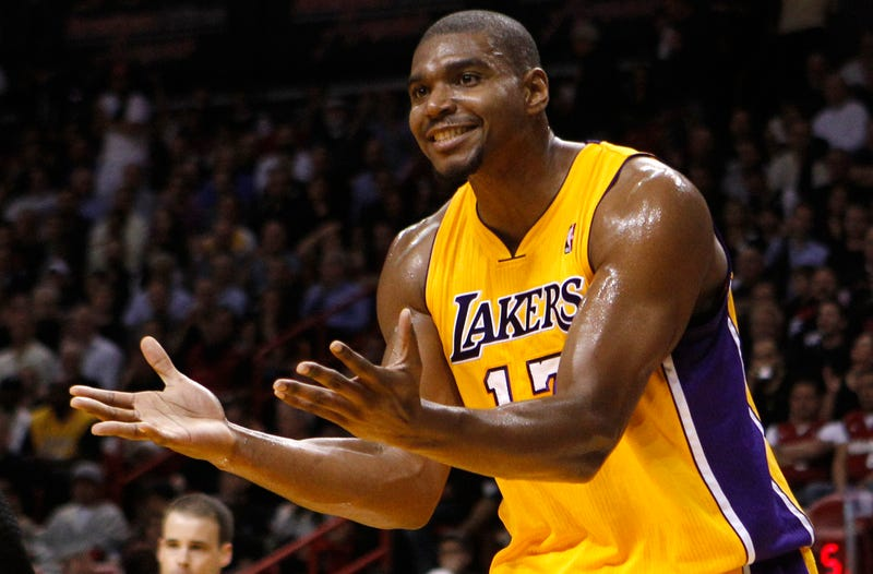 Andrew Bynum Is Disgruntled