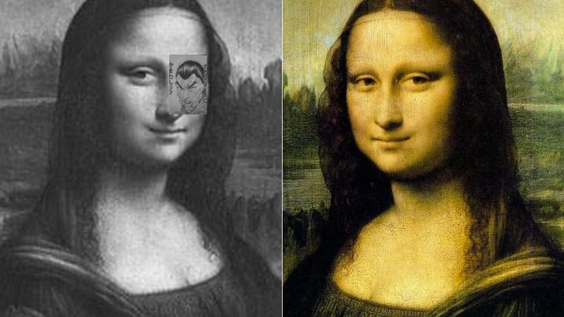 This Mona Lisa Optical Illusion Will Blow Your Mind