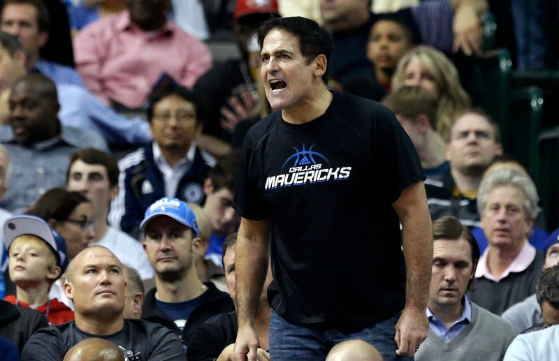 "Mark Cuban: ""Greedy"" NFL Is 10 Years From Implosion"
