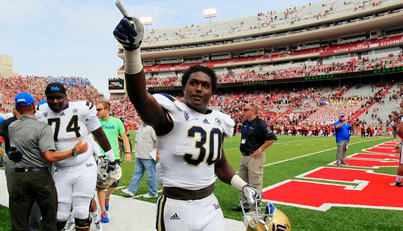 Lowsman Trophy Watch: UCLA's Freshman Two-Way Threat