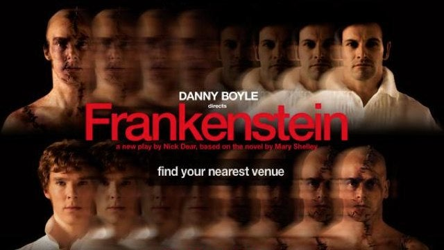 Danny Boyle's Frankenstein leaps off the stage and into movie theaters