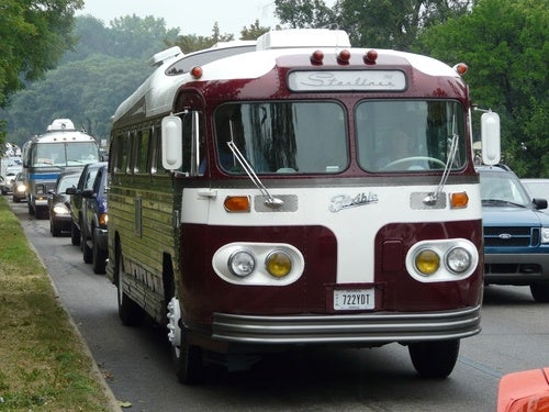 A Vintage Flxible Puts All Other RVs To Shame