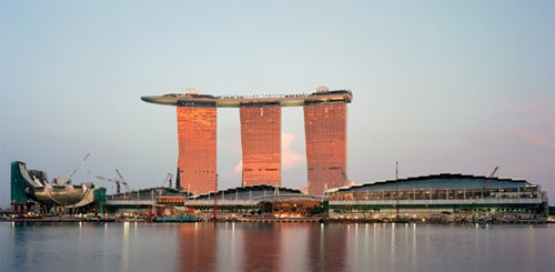 Marina Bay Sands Skypark Gallery