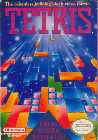 Another Take on Tetris' 25th