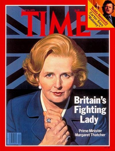 Thatcher Dead!