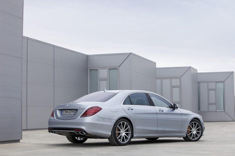 2014 Mercedes-Benz S 63 AMG: GHAAAAAAAAAAAAAAAAA!