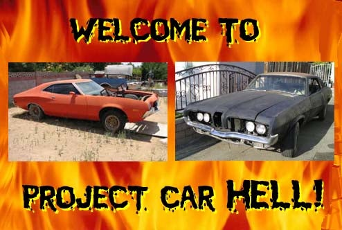 Project Car Hell, Graverobber Edition: 1970 Cougar or 1972 Torino?