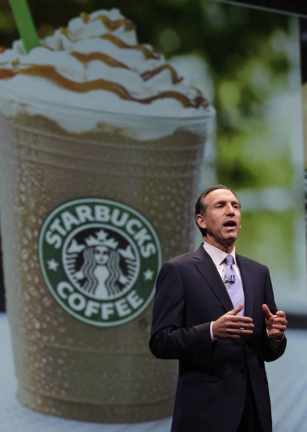 Starbucks To Begin Selling Individually Sized Coffee Vats
