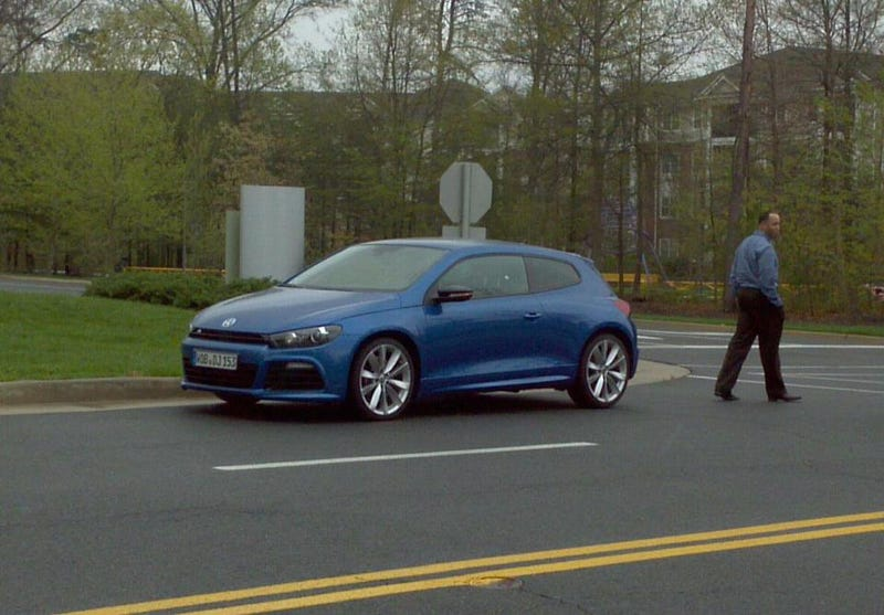 First Scirocco R in the US!
